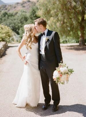 Pastel Garden Ranch Wedding by Erin Hearts Court 11