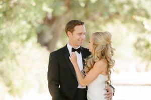 Pastel Garden Ranch Wedding by Erin Hearts Court 2