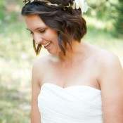 Pretty and Natural Bride