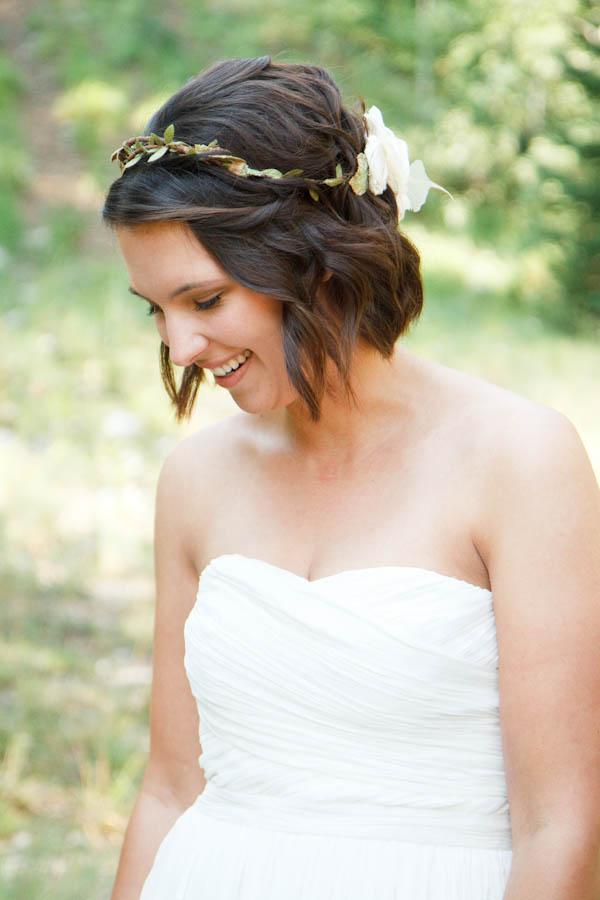 Pretty and Natural Bride