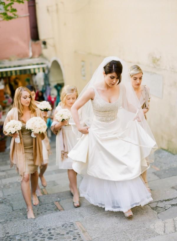 Positano Italy Destination Wedding