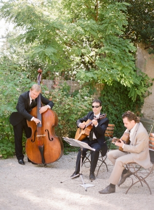 String Trio For Cocktail Hour