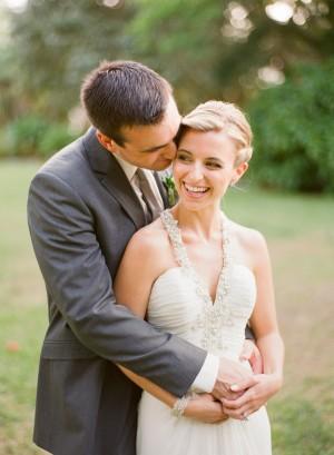 Wedding Couple Portrait By Justin DeMutiis
