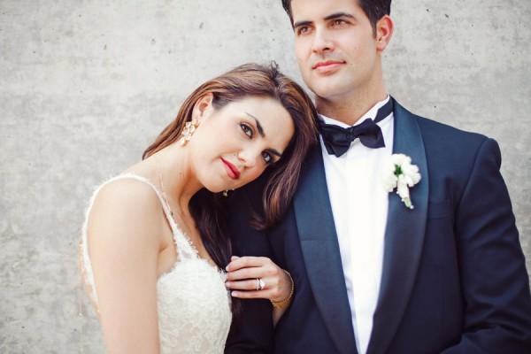 Wedding Couple Portrait by The Nichols 2