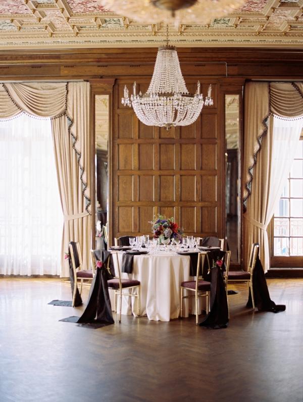 Ballroom Reception Table Decor Ideas Elizabeth Anne