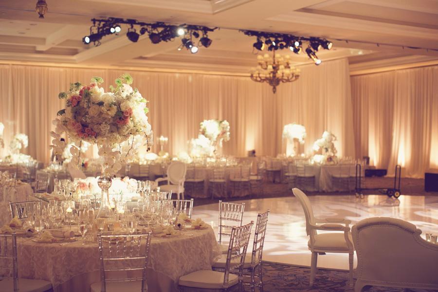 Ballroom Wedding Reception Elizabeth Anne Designs The Wedding Blog