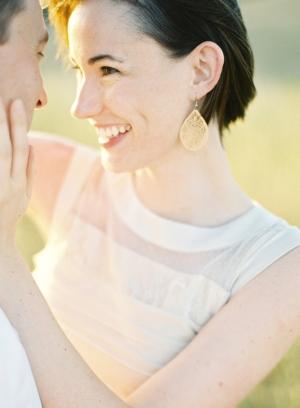 Beautiful Engagement Shoot Jewelry