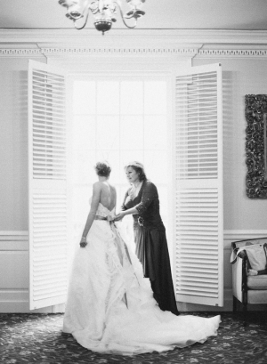Black and White Wedding Images Reg Campbell