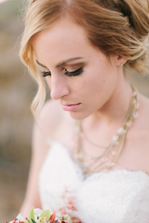 Bohemian Bridal Fashion