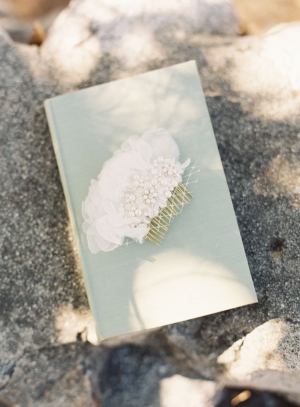 Pearl Bridal Hair Accessory