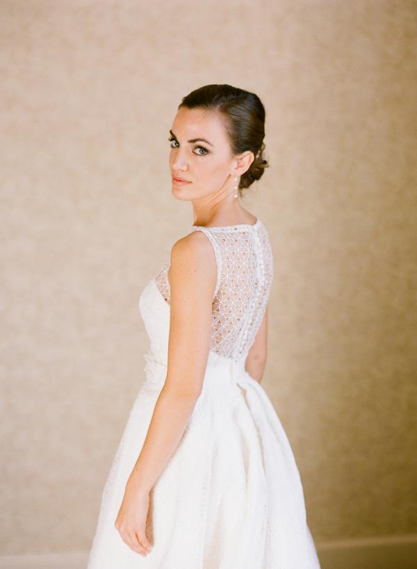 Bridal Portrait From Buffy Dekmar