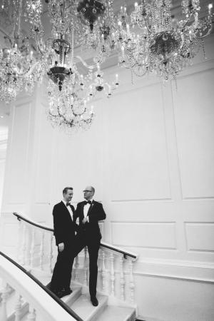 Chicago Wedding from Pen Carlson