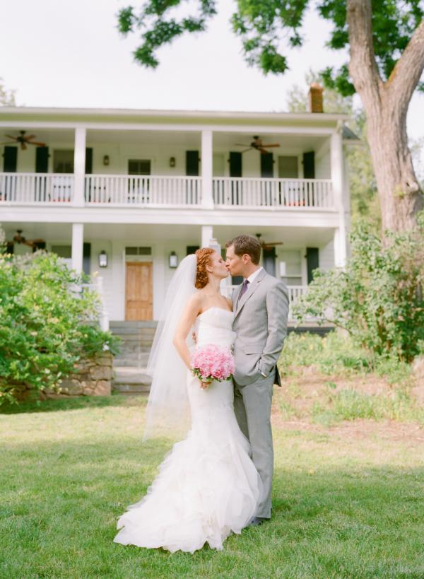 Classic Virginia Wedding Abby Jiu