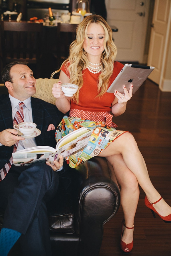 Coffee and Tea Engagement Inspiration