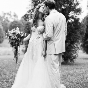 Couple Kissing Katie Stoops Photography
