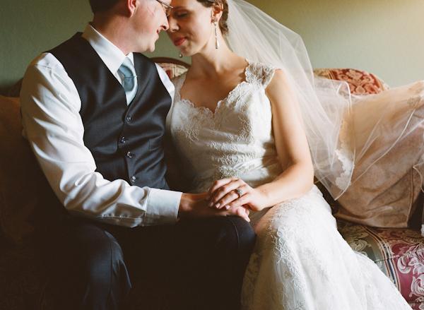 Wedding Portrait Jen and Jonah
