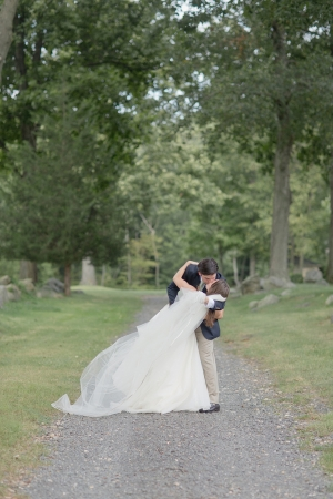 Couple Wedding Portrait Elisabeth Millay Photography