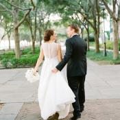 Couple in Charleston Park