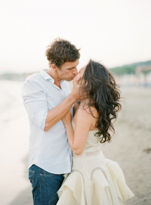 Italian Engagement Session from KT Merry