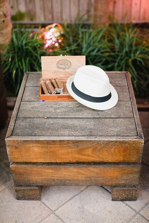 Cuban Cigars Wedding Ideas