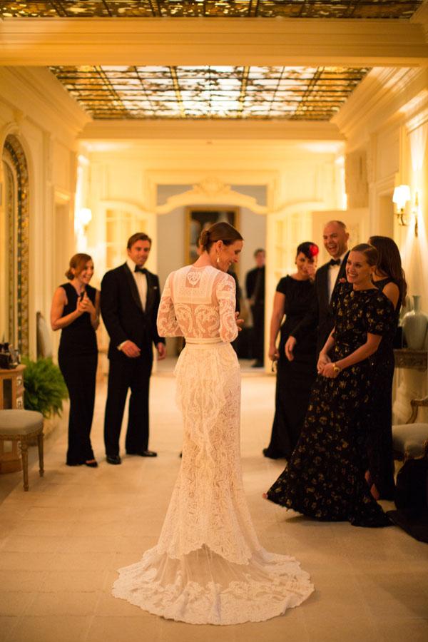 Custom lace givenchy wedding gown elizabeth anne designs the custom lace givenchy wedding gown junglespirit Gallery