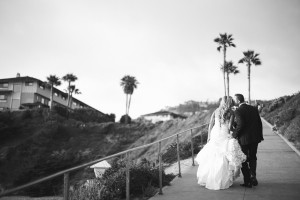 Elegant and Romantic Laguna Beach Wedding by Leigh Miller Photography
