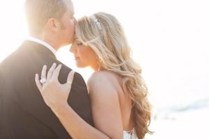 Laguna Beach Wedding by Leigh Miller Photography