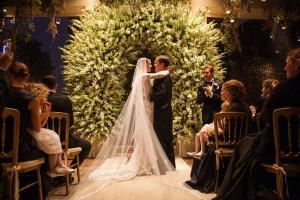 Elegant Wedding Arbor