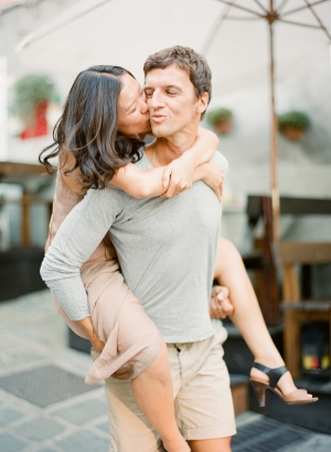 Italian Engagement Shoot from KT Merry