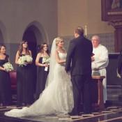 Long Black Bridesmaids Dresses 1