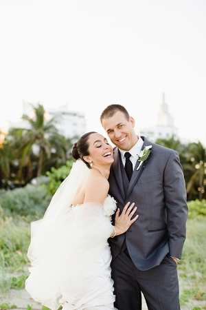 Miami Beach Wedding from Elaine Palladino Photography