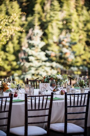 Outdoor Fall Reception Decor Ideas
