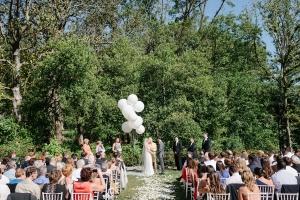Balloon Ceremony Decor
