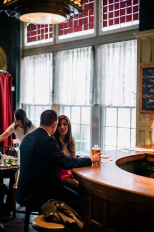Pub Engagement Shoot by Ash Imagery