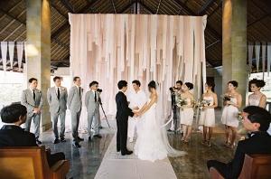 Ribbon Ceremony Backdrop