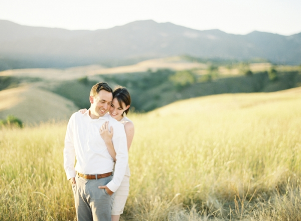 Rolling Hills Engagement Shoot by Bryce Covey