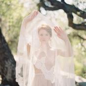 Dot Bridal Veil