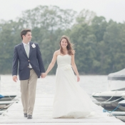 Waterfront Wedding from Elisabeth Millay Photography