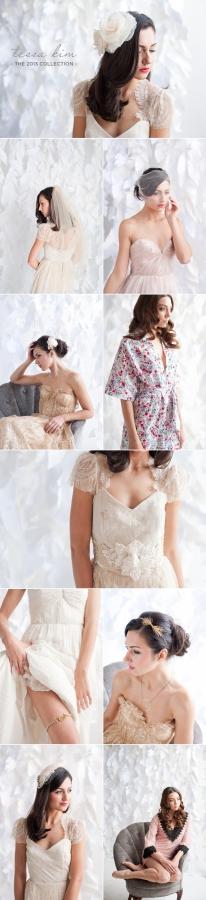 Tessa Kim Bridal Accessories