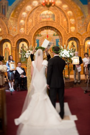 Ukranian Cathedral Wedding