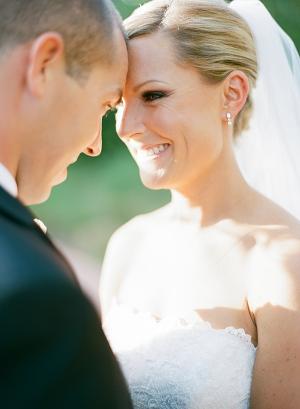 Wedding Portrait From Melissa Schollaert Photography 1