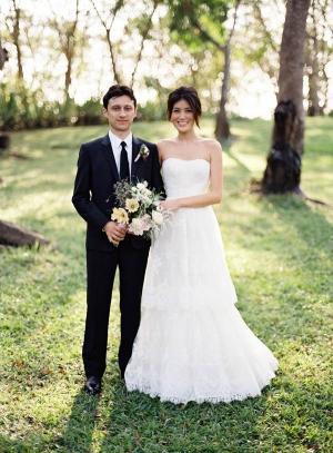 Wedding Portrait by Steve Steinhardt