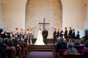 Austin Church Wedding Ceremony Venue