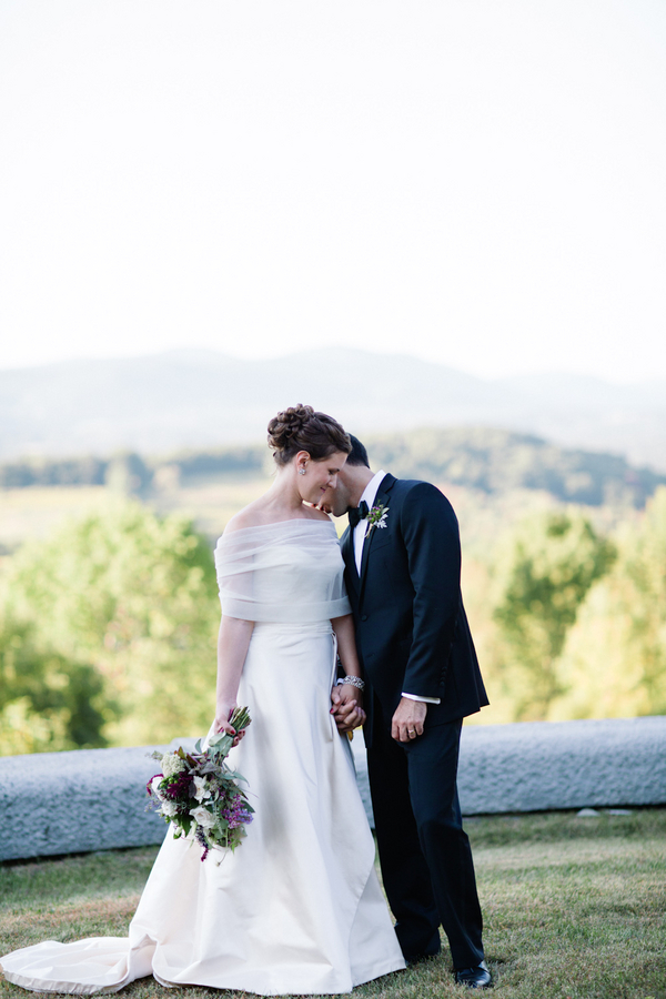 Autumn Vermont Wedding
