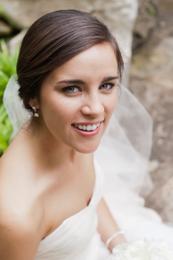 Bridal Portrait From Shannon Cunningham Photography