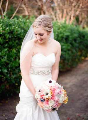 Bridal Portrait Krystle Akin