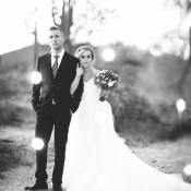 Brushfire Photography Wedding Portrait