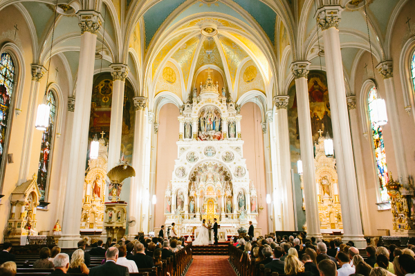 Cathedral Wedding Venue