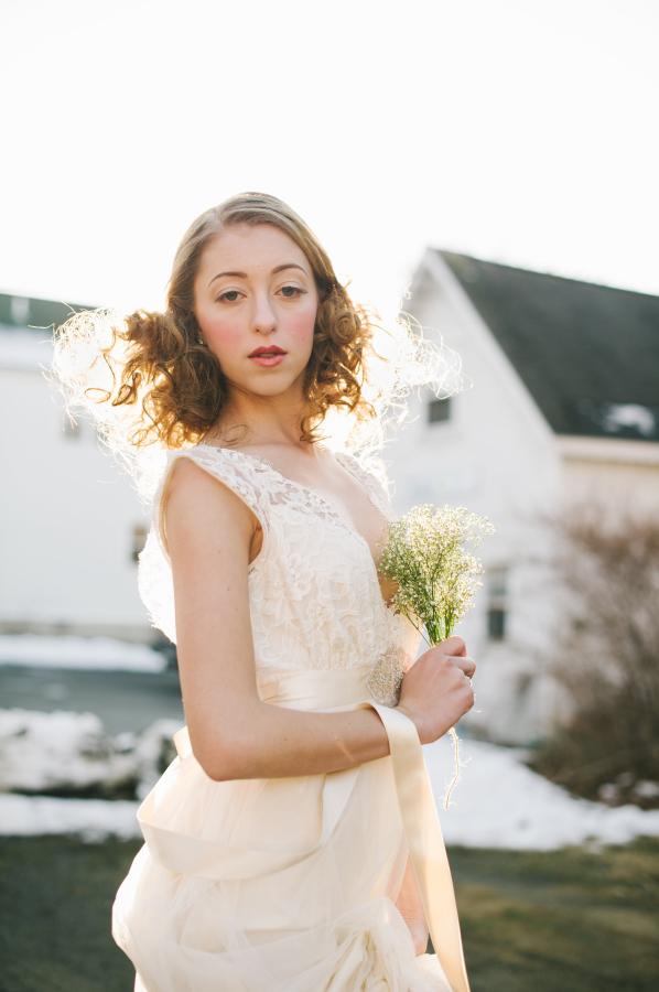 Claire Pettibone Sonnet Gown