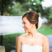 Classic Bridal Veil